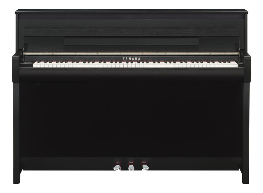 yamaha clp 685 black digitalpiano neu piano faust. Black Bedroom Furniture Sets. Home Design Ideas